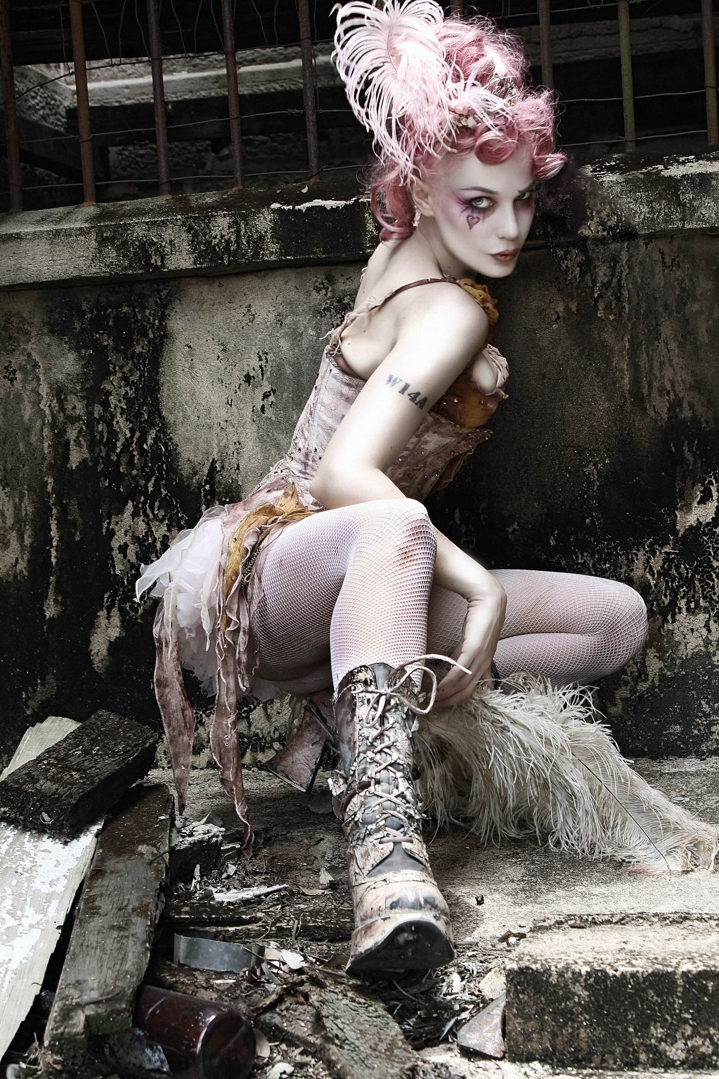 Emilie Autumn by Melissa King