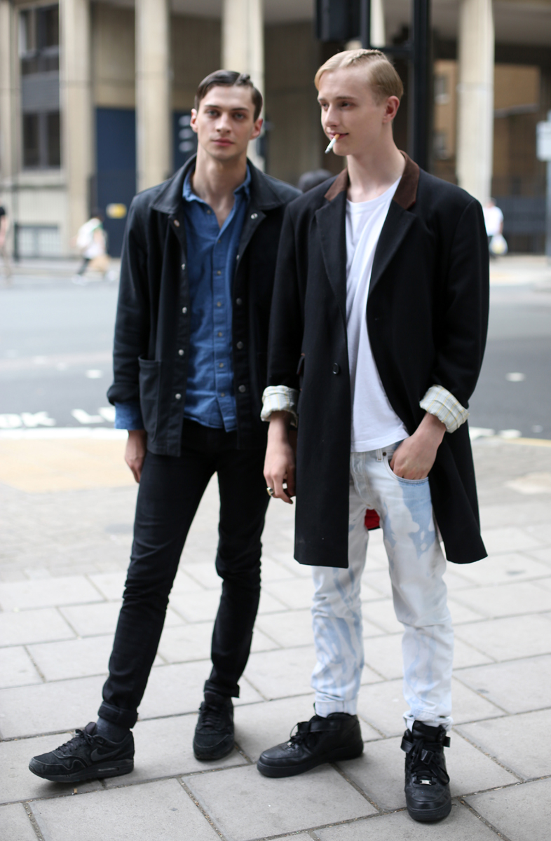 London Collections Streetstyle © CHASSEUR MAGAZINE