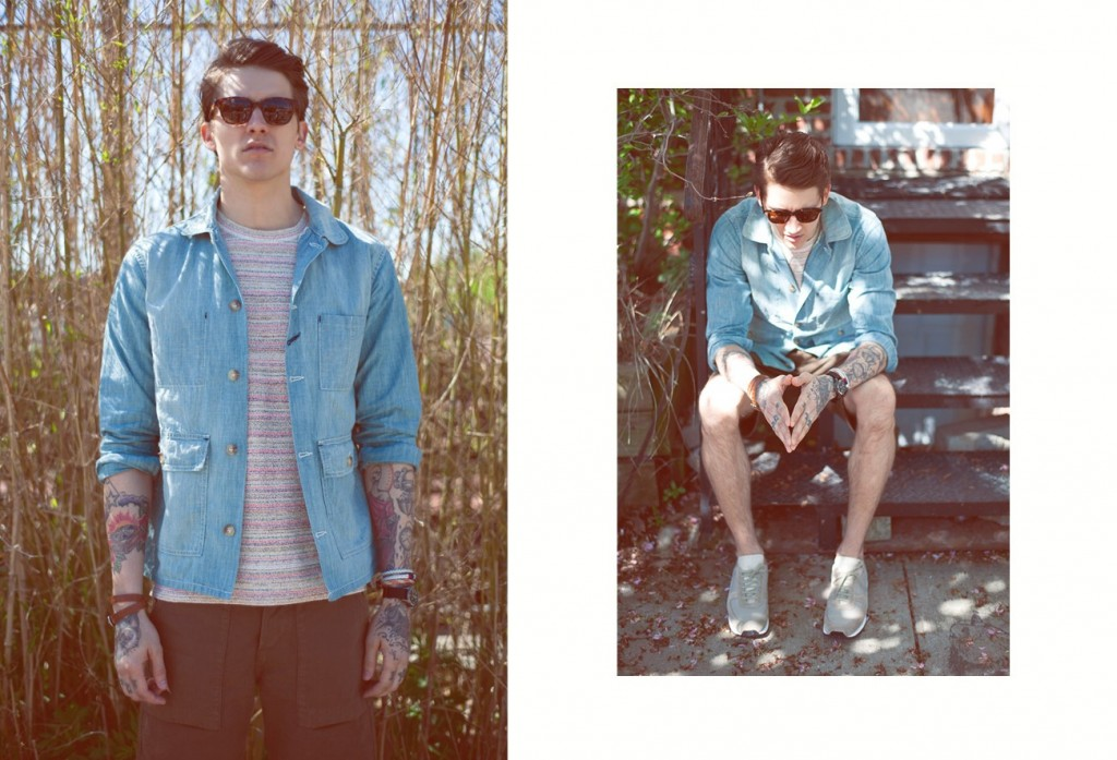 Need Supply 2013 Spring Summer Lookbook