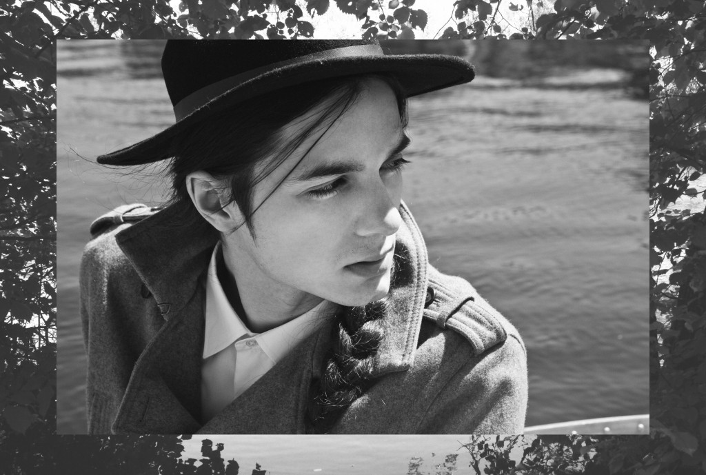 Nowhere Boy by Julia Romanovskaya for CHASSEUR MAGAZINE