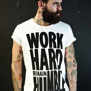 Ricki Hall for SONS OF HEROES Spring Summer 2013 Collection (10)