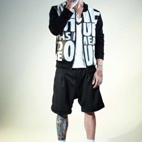 Ricki Hall for SONS OF HEROES Spring Summer 2013 Collection (12)