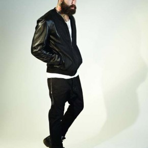 Ricki Hall for SONS OF HEROES Spring Summer 2013 Collection (14)