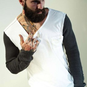 Ricki Hall for SONS OF HEROES Spring Summer 2013 Collection (15)