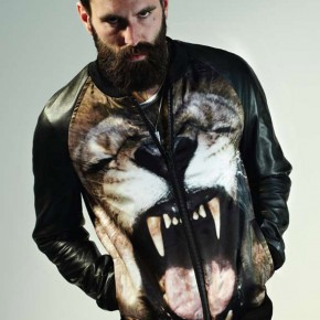 Ricki Hall for SONS OF HEROES Spring Summer 2013 Collection (17)
