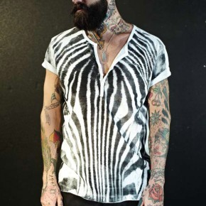 Ricki Hall for SONS OF HEROES Spring Summer 2013 Collection (3)
