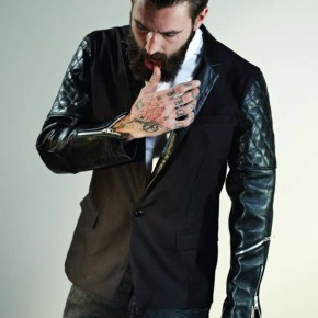 Ricki Hall for SONS OF HEROES Spring Summer 2013 Collection (5)