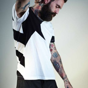 Ricki Hall for SONS OF HEROES Spring Summer 2013 Collection (6)
