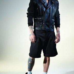 Ricki Hall for SONS OF HEROES Spring Summer 2013 Collection (8)