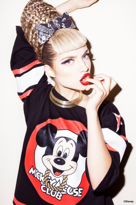 Joyrich x Disney 2013 Autumn Winter Collection