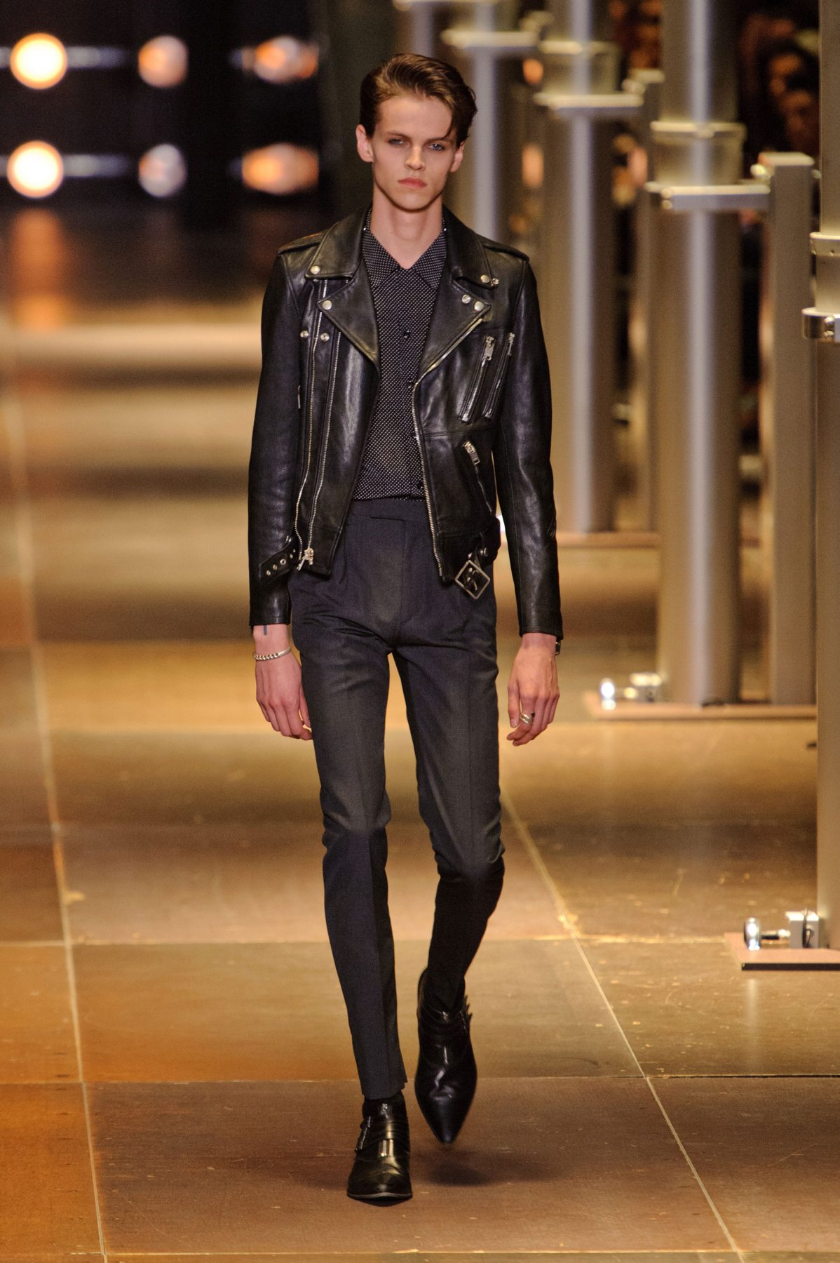 Saint Laurent 2014 Spring Summer Collection (2)
