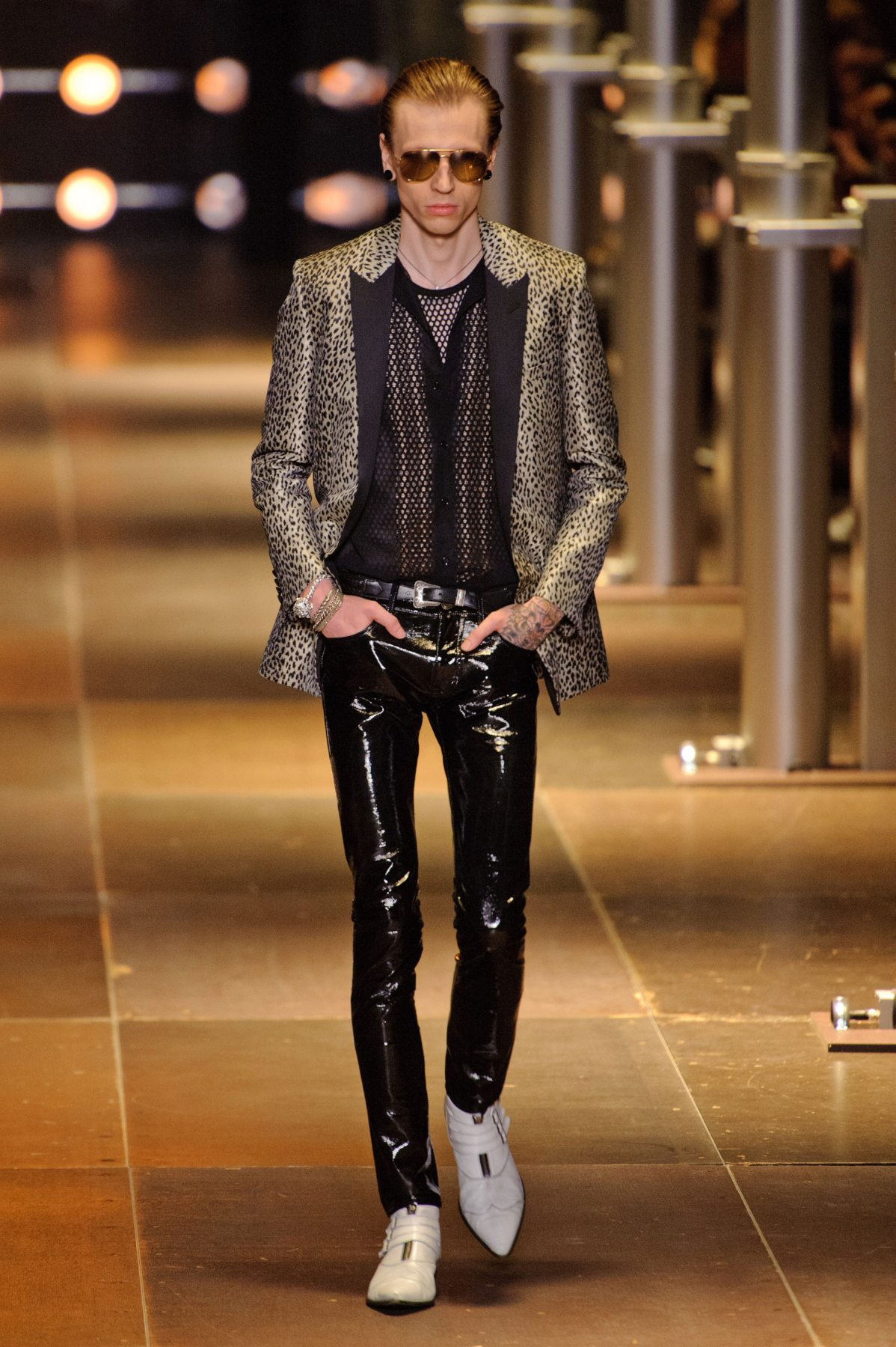current event fashion ysl