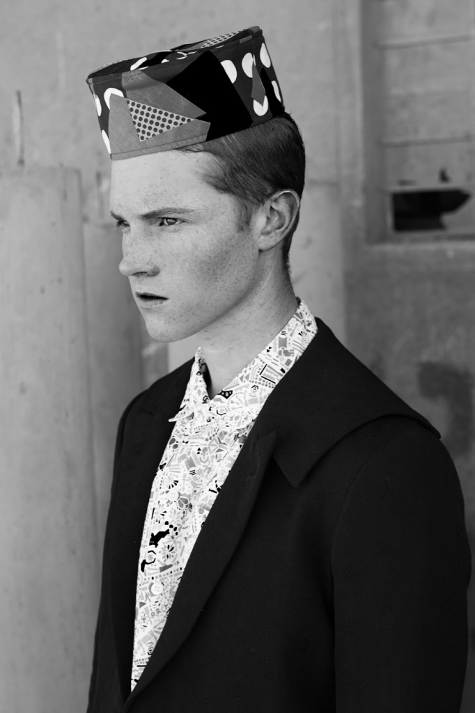Aaron Henry Lynch by Kent Andreasen for CHASSEUR MAGAZINE issue #5