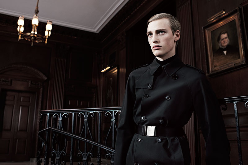Dior Homme 2013 Autumn Winter Campaign