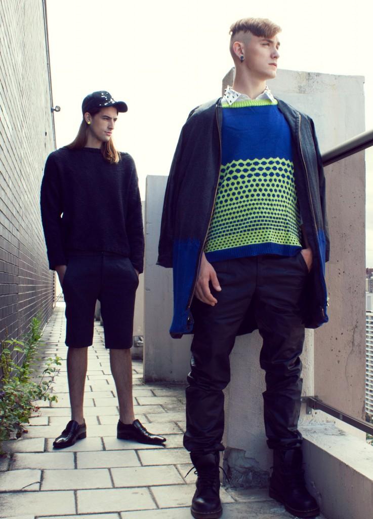 Jurgis & Michael (SPOT 6) by Patrick Lacsina © CHASSEUR MAGAZINE