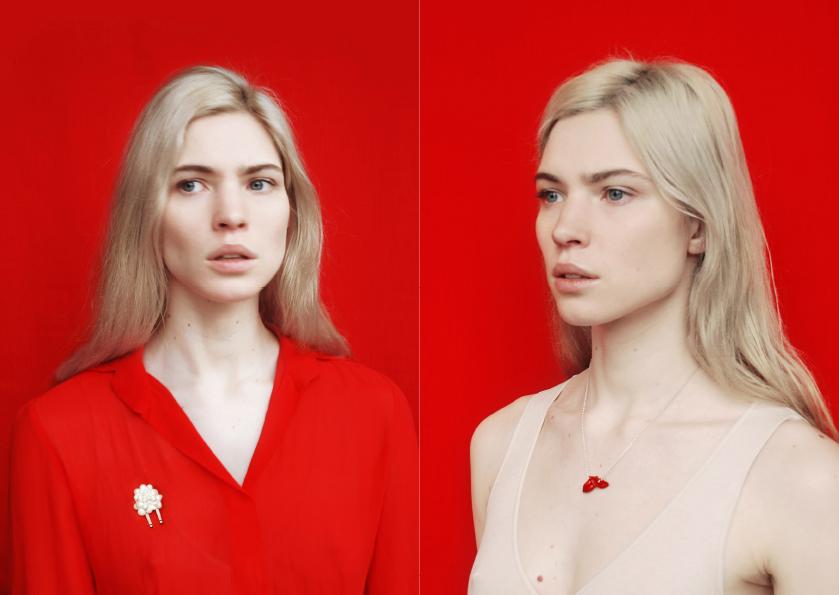 Ruta Kiskis 2013 Autumn Winter Collection