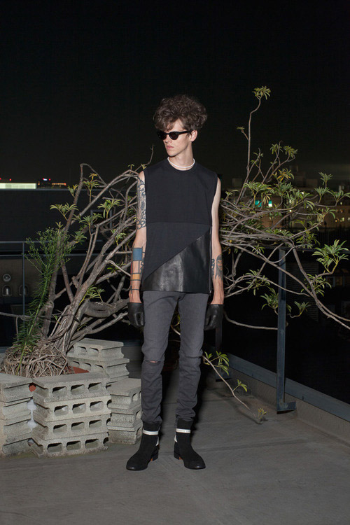Undercover 2014 Spring Summer Collection (6)