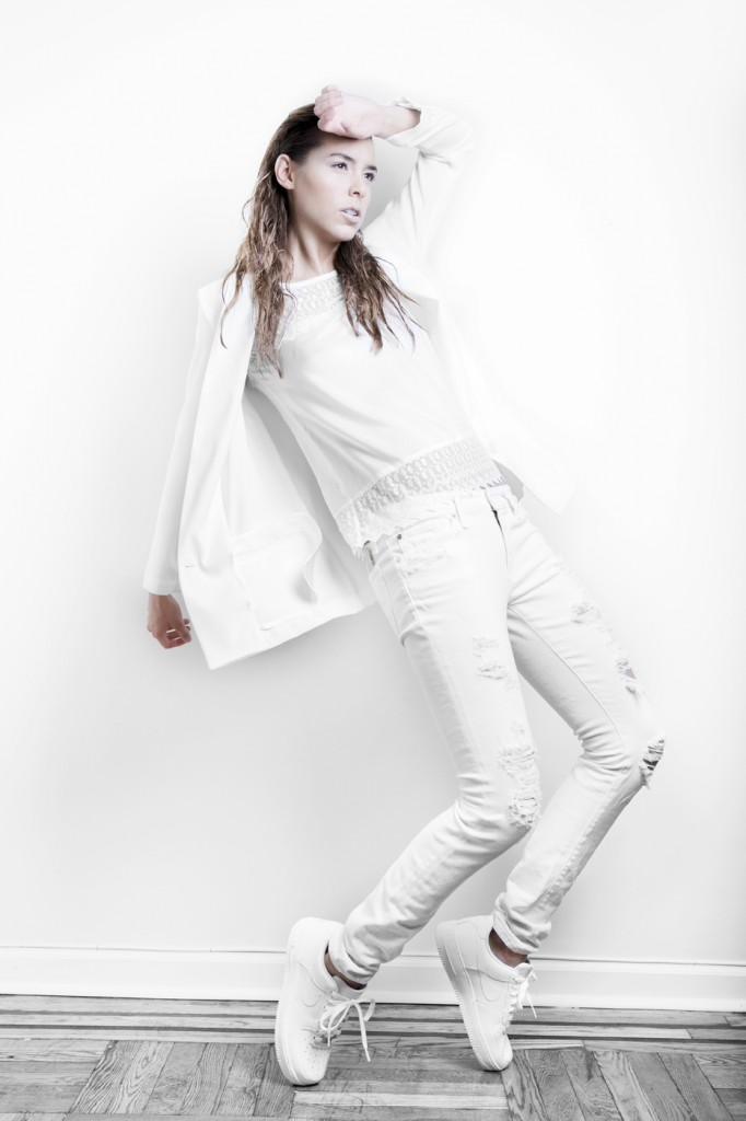 WHITE OUT by Domonick Gravine for CHASSEUR MAGAZINE