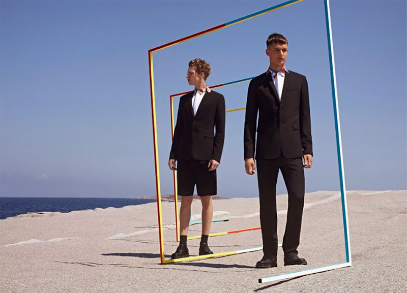Dior Homme 2014 Spring Summer Collection