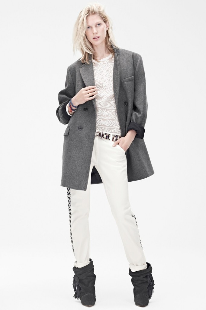 Isabel Marant x H&M 2013 Collection