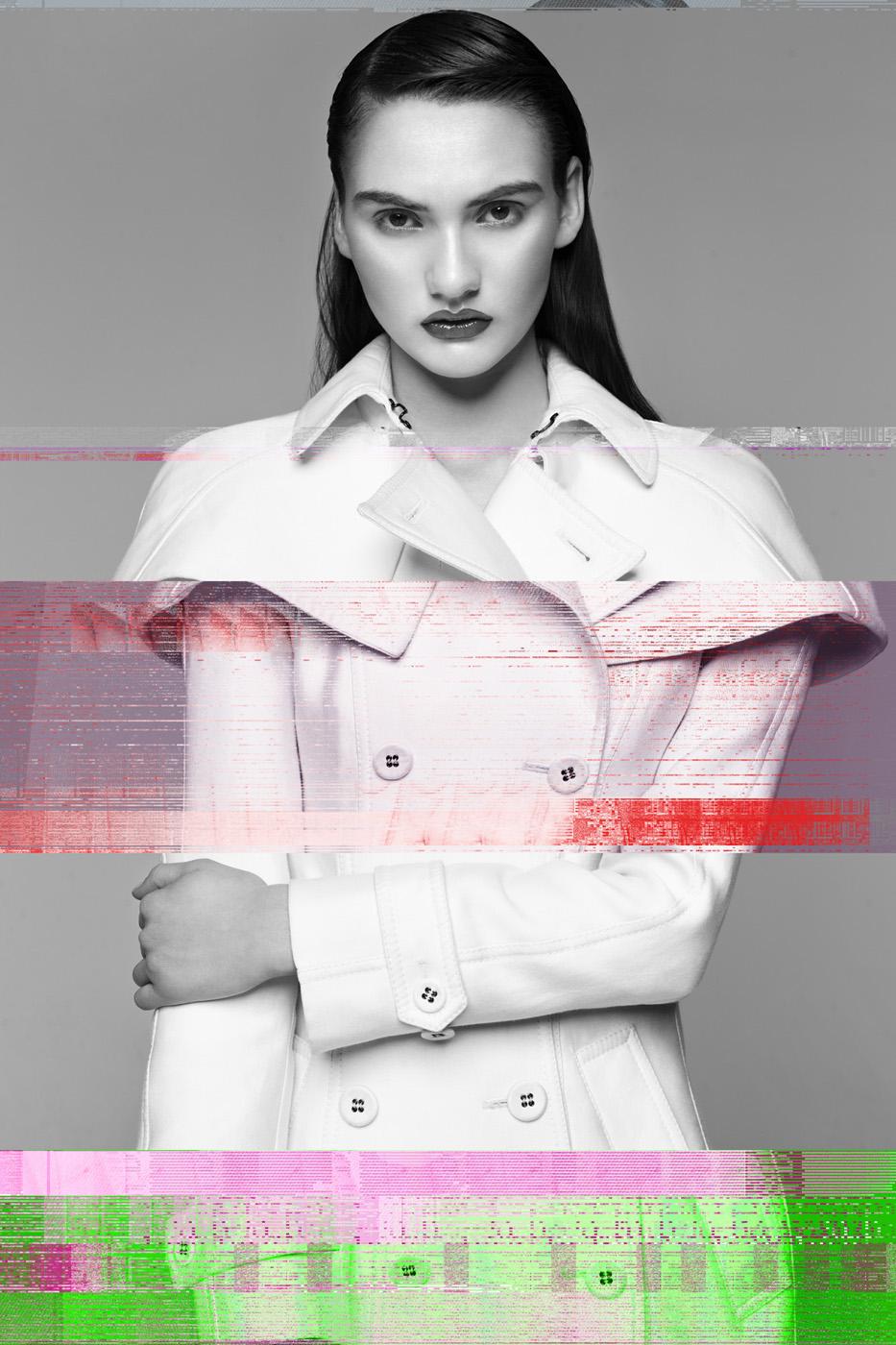 Natalia Bieganska by Lukasz Zietek for CHASSEUR MAGAZINE