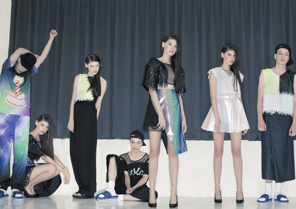 Shi Jen 2014 Spring Summer Collection