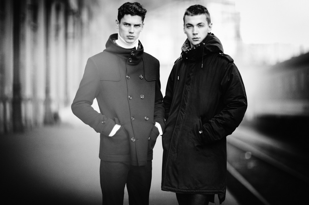Zara Man 2013 Autumn Winter Collection
