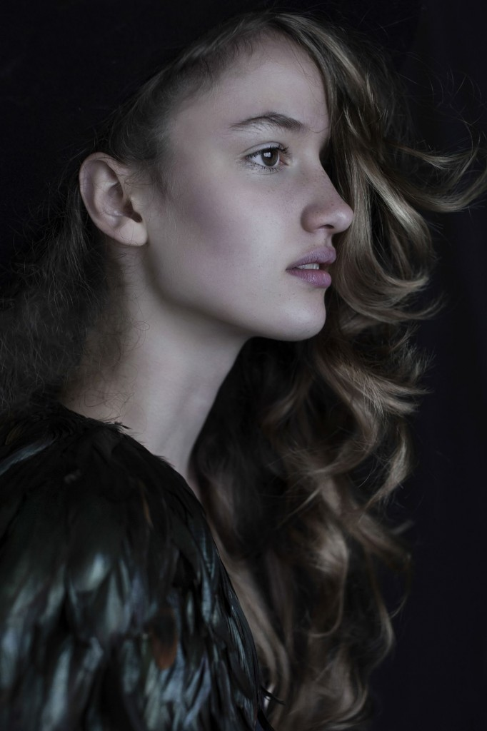 Bonfire Heart by Bibi and Jacob for CHASSEUR MAGAZINE