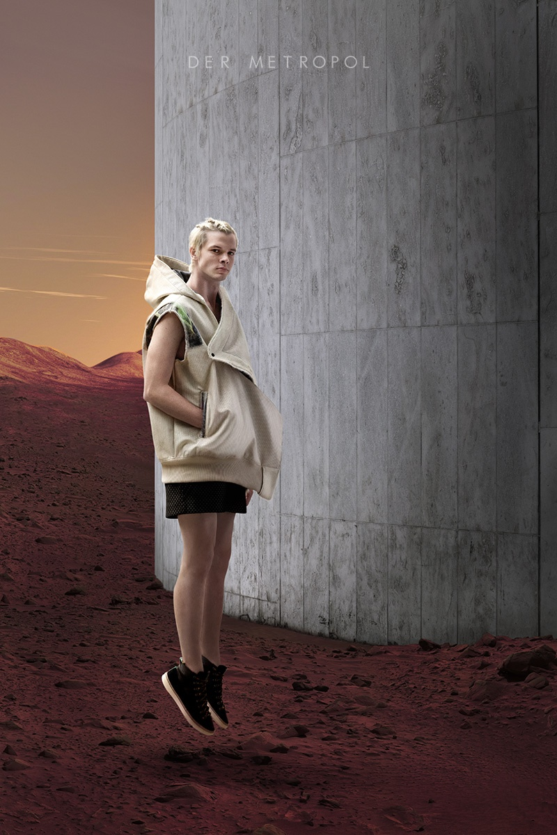 Der Metropol 2014 Spring Summer Collection
