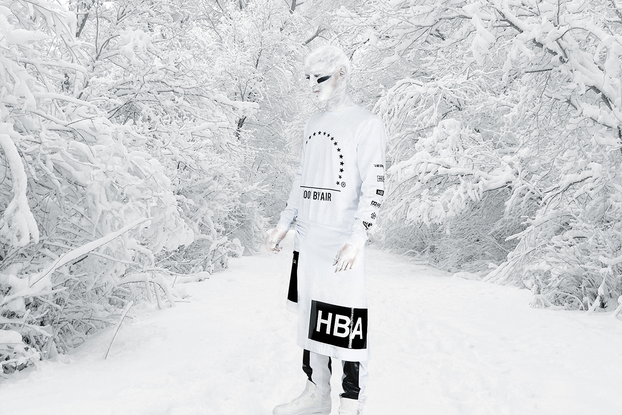 HOOD BY AIR 2013 BLACK XMAS COLLECTION