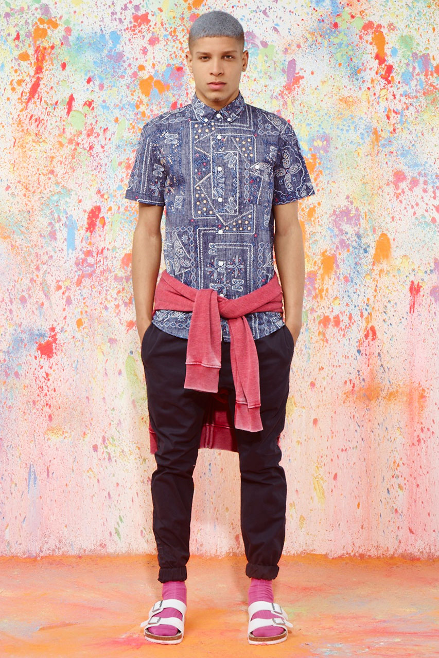 NATIVE YOUTH 2014 SPRING SUMMER COLLECTION (16)