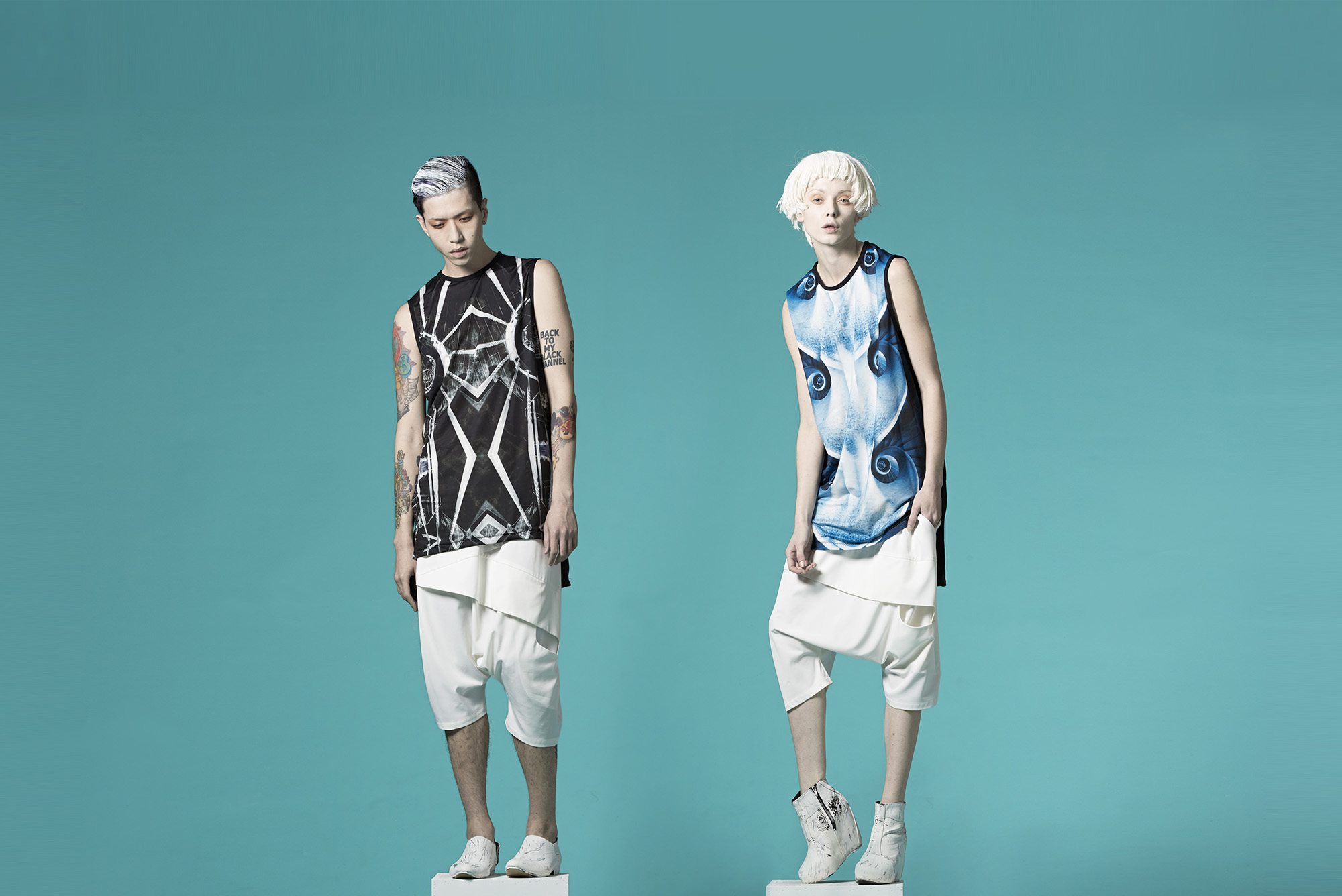 VIVACITA 2014 SPRING SUMMER COLLECTION