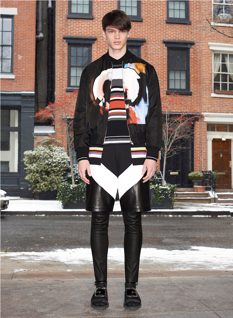 Givenchy 2014 Pre Fall Collection