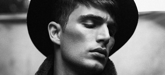 JULIEN QUEVENNE BY KAY SMITH FOR CHASSEUR MAGAZINE ISSUE #7