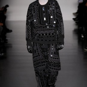 London Collections - KTZ 2014 AW (8)
