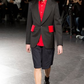 Paris Fashion Week - Comme des Garçons 2014 Autumn Winter Collection (10)