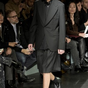 Paris Fashion Week - Comme des Garçons 2014 Autumn Winter Collection (12)