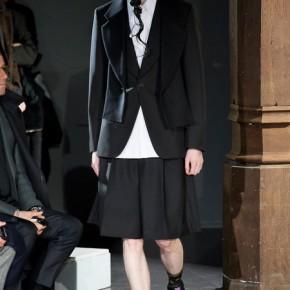 Paris Fashion Week - Comme des Garçons 2014 Autumn Winter Collection (13)
