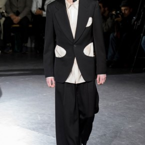 Paris Fashion Week - Comme des Garçons 2014 Autumn Winter Collection (2)