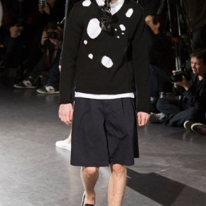 Paris Fashion Week - Comme des Garçons 2014 Autumn Winter Collection (23)