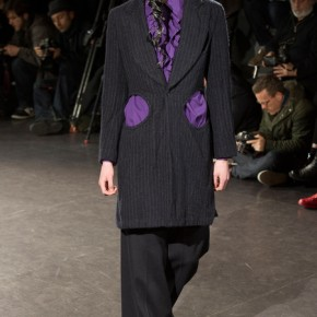 Paris Fashion Week - Comme des Garçons 2014 Autumn Winter Collection (25)