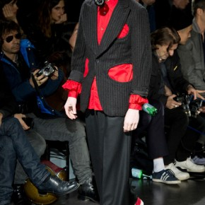 Paris Fashion Week - Comme des Garçons 2014 Autumn Winter Collection (26)