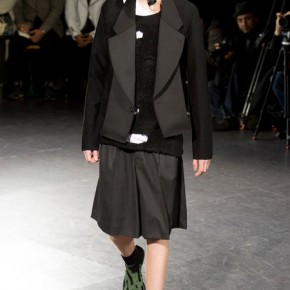 Paris Fashion Week - Comme des Garçons 2014 Autumn Winter Collection (31)