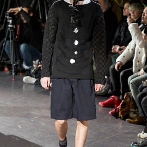 Paris Fashion Week - Comme des Garçons 2014 Autumn Winter Collection (33)