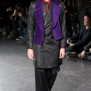 Paris Fashion Week - Comme des Garçons 2014 Autumn Winter Collection (37)