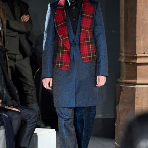 Paris Fashion Week - Comme des Garçons 2014 Autumn Winter Collection (38)