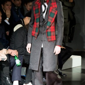 Paris Fashion Week - Comme des Garçons 2014 Autumn Winter Collection (40)