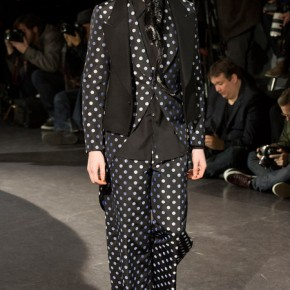 Paris Fashion Week - Comme des Garçons 2014 Autumn Winter Collection (41)