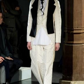Paris Fashion Week - Comme des Garçons 2014 Autumn Winter Collection (42)