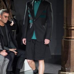 Paris Fashion Week - Comme des Garçons 2014 Autumn Winter Collection (9)